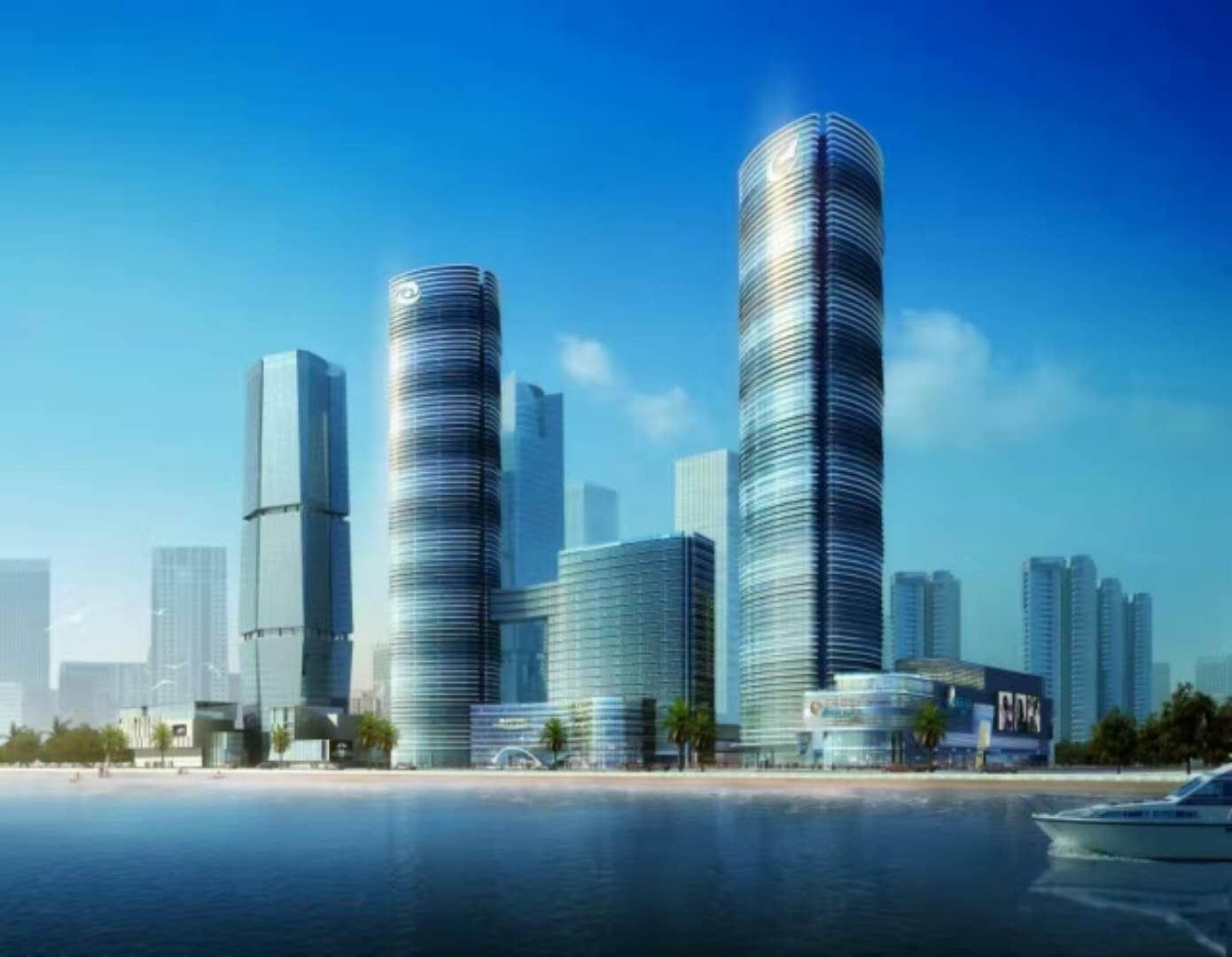 首月1元!看全海景,顶级写字楼,成功企业首选观音山中航紫金广场